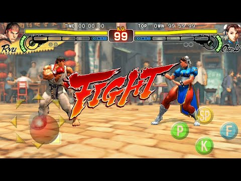 How to Download Street Fighter 4 Champion Edition On Android 2018