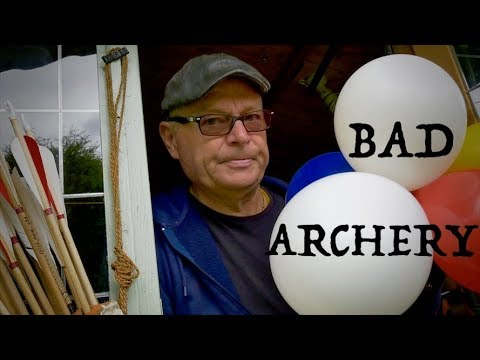 I'm Rubbish at Archery. Does it Matter?