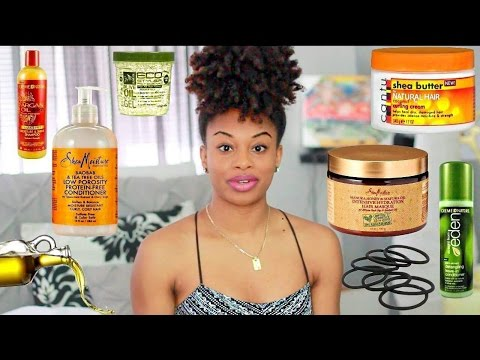 How To | Easy Hair Regimen/Routine FOR ALL HAIR TYPES Relaxed and Natural Hair