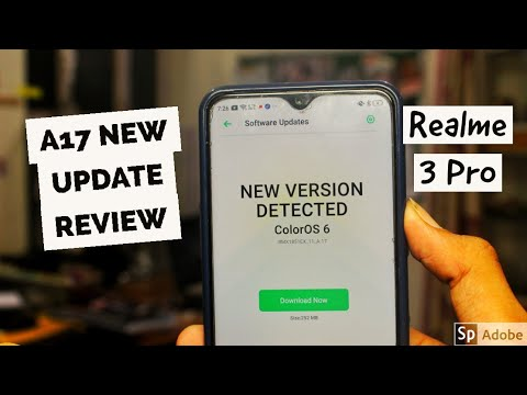 Realme 3 Pro New(July) Update A17 Review In Hindi