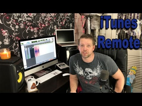 iTunes Remote Control with iPhone - Free!