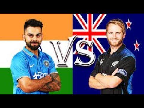 live stream India vs New Zealand