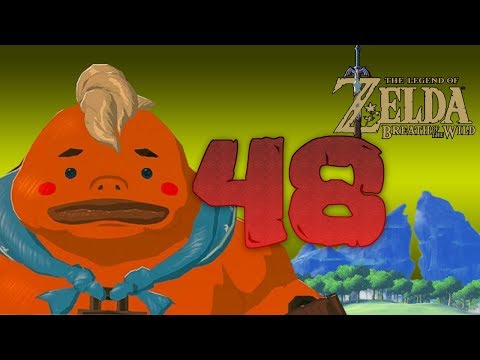 Zelda Breath of The Wild [48]: Yunobo, You Know