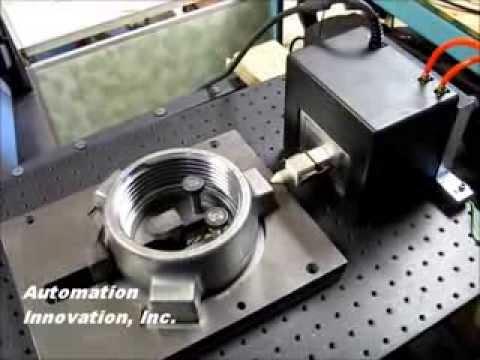 ACME Internal Thread Inspection