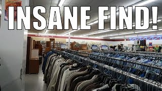 Thrift Store Shopping for Resale on Ebay - Patience is KEY