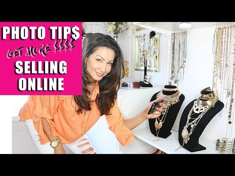 Photo Tips - Get More Money Selling Things Online!
