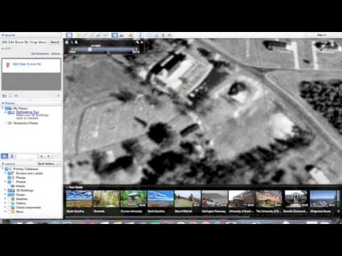 Using Google Earth To Metal Detect Old Locations and Home Sites! Metal Detecting How-To