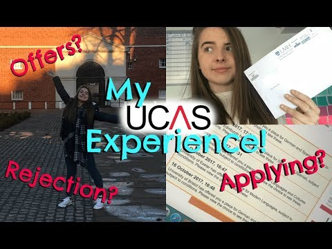 WHERE AM I GOING TO UNIVERSITY?! | My UCAS Experience 2017-18