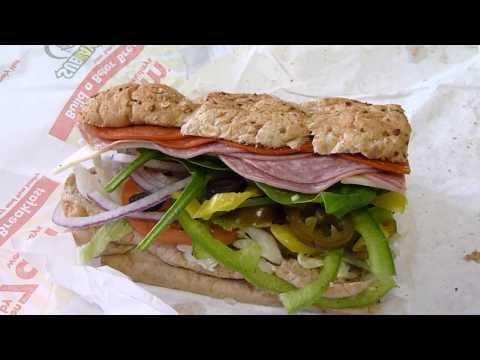 Subway Sandwich!