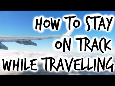 TRACKING MACROS & TRAVELLING?! | South Africa Travel Vlog Part 1