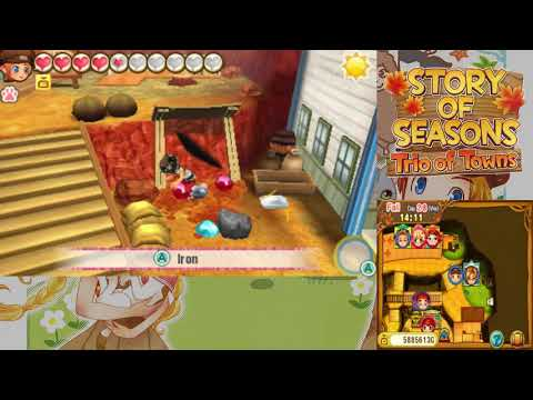 Let's Play Story of Seasons: Trio of Towns 124: Happy Birthday