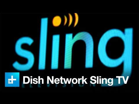 Dish Network Sling TV - Review