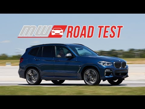 2018 BMW X3 | Road Test