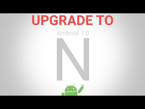 How to upgrade to Android N (7.0) on your Nexus device