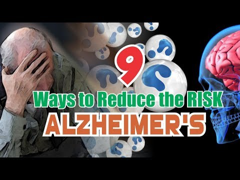 9 Easy Ways To Reduce The Risk Of Alzheimer's