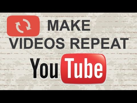 Repeat YouTube videos to Boost number of Views