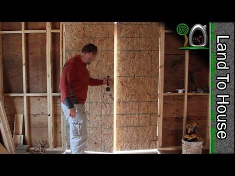 Build a Door Part 1 - Build a Workshop #15