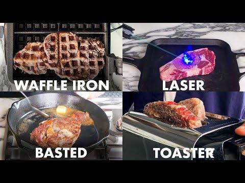 Every Way to Cook a Steak (43 Methods) | Bon Appétit