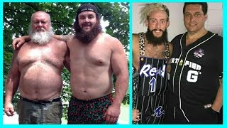 10 Most Shocking Dads of WWE Superstars in Real Life 2017
