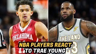 What NBA Players Are Saying About Trae Young Before the NBA