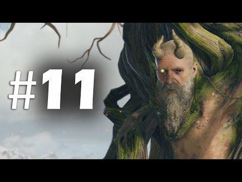 God of War (2018) Gameplay Walkthrough Part 11 - Mountain Top - PS4 Pro 4K