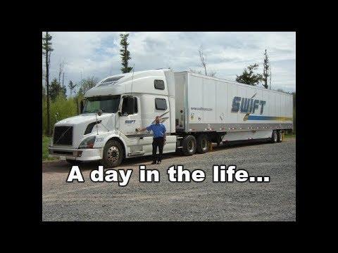 On Driving a Semi-truck