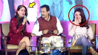 Emotional Kareena Kapoor Makes Soha Ali Khan CRY In Public