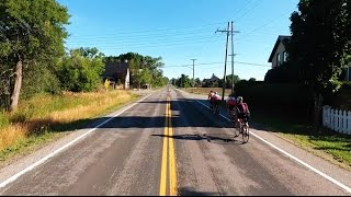 Bicycle Race (DJI Phantom 4) drone video