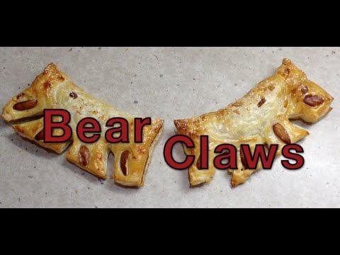 Bear Claws Thermochef Video Recipe cheekyricho