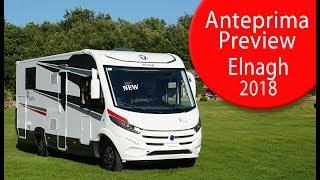 Anteprime Camper 2018: Elnagh - Motorhome preview 2018: Elnagh