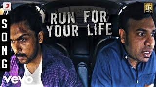 Biriyani - Run for Your Life Song | Karthi, Hansika Motwani