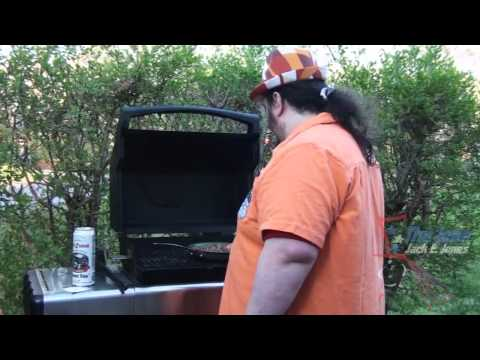 Grilling with Jack - How to Make Grilled Stuffed Peppers