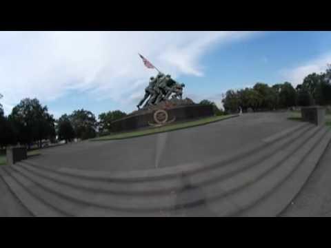 Iwo Jima Memorial - 360 Degree Video