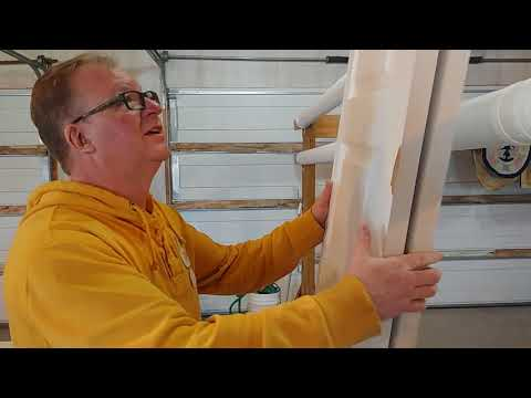 Scott is...painting a door? | Rendall's Cleaning