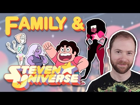 How Does Steven Universe Expand Our Ideas of Family? | Idea Channel | PBS Digital Studios