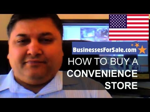 How to Buy a Convenience Store