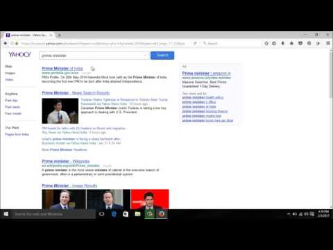 Changing Mozilla Firefox Default Search Engine