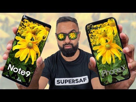 Xxx Mp4 Galaxy Note 9 Vs IPhone X Camera Test Comparison 3gp Sex