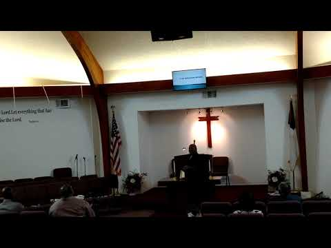 Sermon- What is a Christian? Do you know your purpose of being one