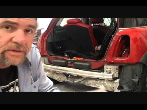 Automobile Collision Damage-Understanding The Insurance Estimate. Part 3