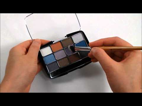 10 Piece Professional Makeup Brush Set - Video Overview