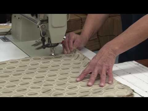 Piping on Throw Pillows - How to Make Throw Pillows