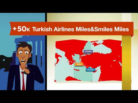 Rocketmiles + Turkish Airlines Miles&Smiles