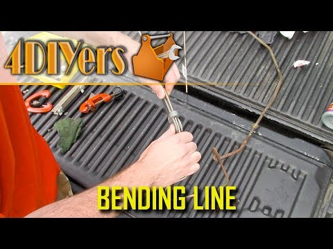 DIY: How to Bend a Brake or Fuel Line