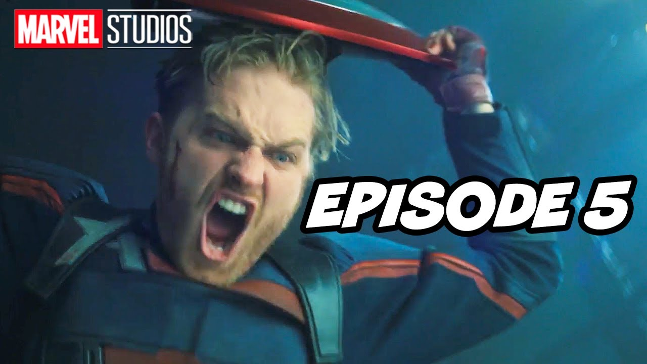 Falcon and Winter Soldier Episode 5 Marvel TOP 10 Breakdown and Ending Explained