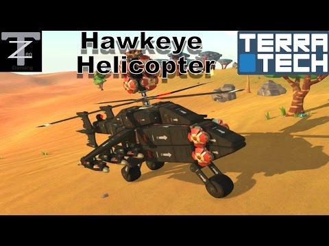 TerraTech Hawkeye Helicopter EP 48 (Season 2)