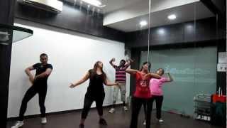 Bhare Naina - calvins dance with me