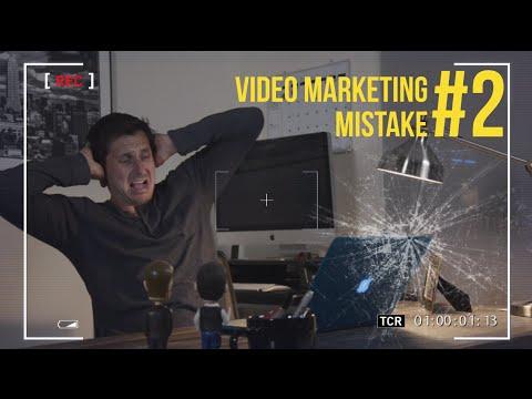 Video Marketing Mistake #2: Bad Audio! (2 of 5)
