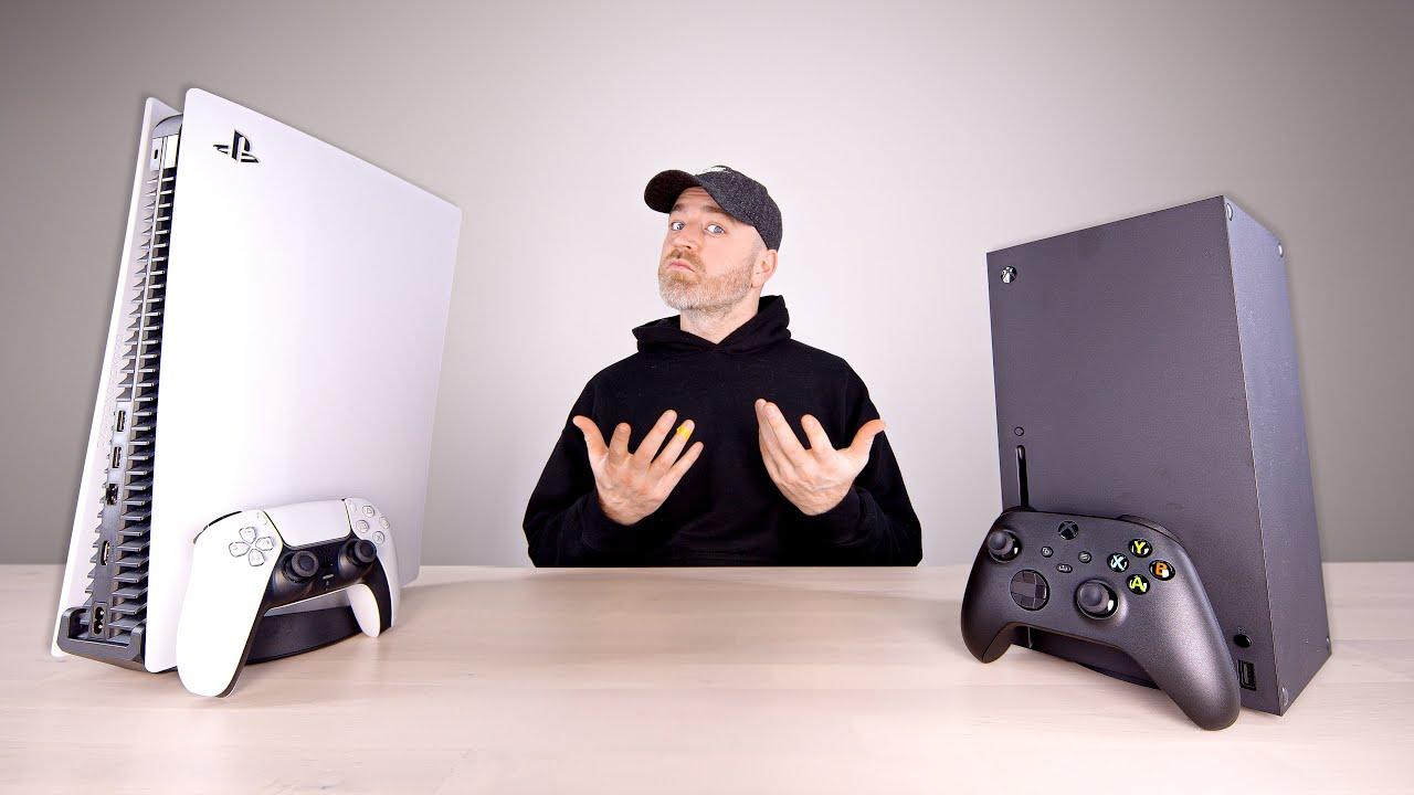 PS5 vs Xbox Series X - The Showdown