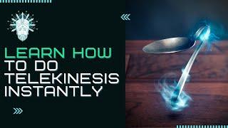 Learn How To Do Telekinesis Instantly!